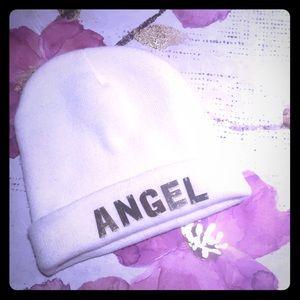 Accessories - White Angel Beanie